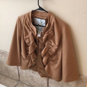 Anthropologie jacket - worn once